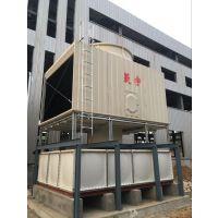 供应郑州菱宇200吨方形玻璃钢冷却塔