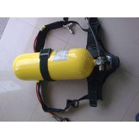 河南正压式呼吸器价格是多少 河南RHZK6.8正压式呼吸器批发