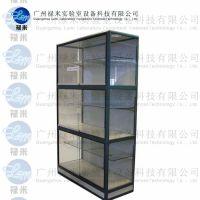 实验室标本柜 钛合金样品展示柜 非标定制标本陈列柜 陈列柜 禄米