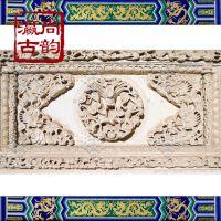 北京厂家定制仿古雕刻木质品 中式雕刻工艺品 木雕挂件