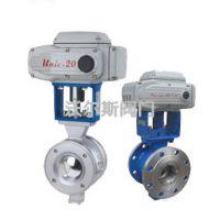 电动V型球阀、电动V型调节球阀VQ947H生产厂家