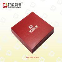 深圳厂家翻盖首饰盒 高端项链盒 LOH-884