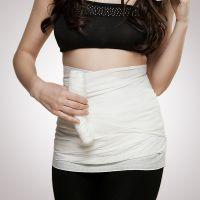 孕妇产后纱布收腹带绑腹带产妇收腹收胃月子束缚带