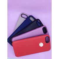 苹果7手机壳经典色彩仿PU皮手工全包iphone6plus原装手机套