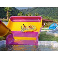 家庭小冲天回旋滑梯水上乐园游乐设备水滑梯设备厂家直销 品质保证