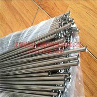 桂林316不锈钢毛细管 无缝精密毛细管0.4*0.11 宝钢不锈