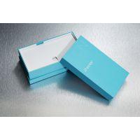 工厂生产高档手机包装盒,天地盖包装盒印刷包装厂