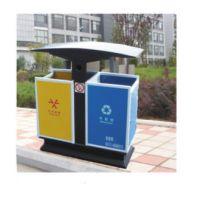 河北户外垃圾桶钢板 分类垃圾桶 厂家定做