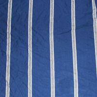 供应 棉质擦机布 蓝色格子纹揩布 破布擦机布 工业抹布废布条