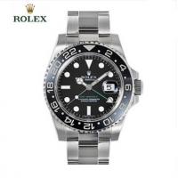 劳力士手表 黑鬼黑水鬼ROLEX男士防水手表机械腕表限量116610LN