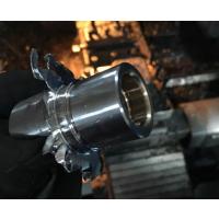 车加工45号钢高频淬火轴承衬套高硬度耐磨刀片