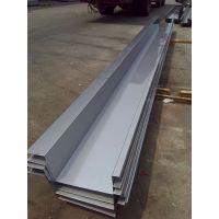 南通304不锈钢天沟剪折加工配送