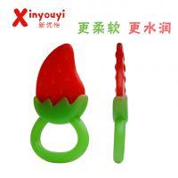 新优怡 yf-1007草莓型牙胶