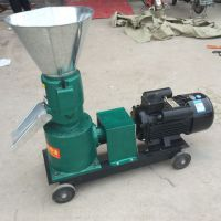 供应优质小型饲料颗粒机 160型颗粒成型机 鼎达饲料加工设备