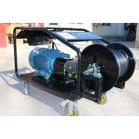 电动高压水疏通机厂家销售管道高压疏通机电动疏通机