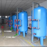 供应广东梅州农村生活饮用水设备 50T/H一体化河水净化纯水设备
