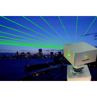 DB-WSLASER-G30W单绿地标激光灯-万圣光电