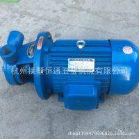 杭州恒通-单级漩涡泵
