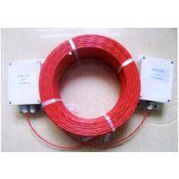 不可恢复式感温电缆线型定温火灾探测器