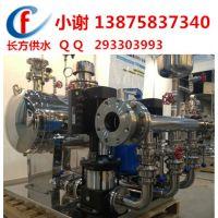 广西无负压供水设备长沙市长方供水设备有限公司报价