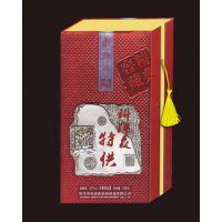 山东大型木盒厂供应高档白酒木盒礼品盒