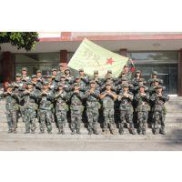 北京企业军训