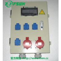 富森供应户外加厚不锈钢配电箱 防雨防水明装家用强电箱300*400*160