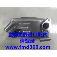 三菱4M50机油散热器芯(EGR散热器芯)ME230210三菱原厂散热器