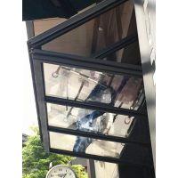 安耐美供应上折叠窗 折叠门服务行业室内室外亦可安装