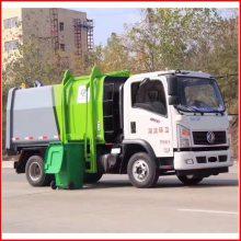 漳县20方垃圾运送车型号参数配置 江铃压缩垃圾车