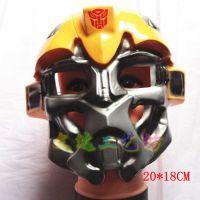 变形金刚面具 大黄蜂  动漫主题 文达工艺品 装饰品
