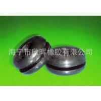 阻燃环保硅橡胶单双面电源线出线圈 电机配电箱线缆护线环套