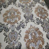 1405系列批发新款提花布面料 网络丝150cm家居家纺用布装饰布