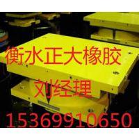 隔振GJZ橡胶支座GPZ(GZ)4.0和龙橡胶支座安装方法