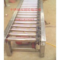 厂家直销输送机不锈钢托辊 传送滚筒流水线配件 工作台传送辊筒