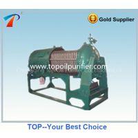 Horizontal Oil Press Filtration device