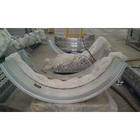 全铝合金医疗铝导轨智能铝质轨道医用车内弯轨