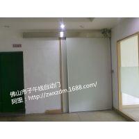 伦教安装感应玻璃门规范公司【冷雨】9年本土自动门厂家