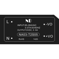 深圳AC-DC芯片总代理|降压电源模块220V转5V0.6A|开关电源模块销售
