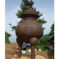 铜香炉,妙缘雕塑,富贵铜香炉批发