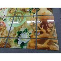 深圳高清背景墙打印机深圳恒诚伟业科技瓷砖玻璃全彩浮雕喷绘机