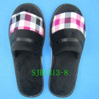 新款上市 爆款居家 室内拖鞋 时尚格子 波点拖鞋