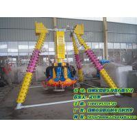 小摆锤(XBC-6P) 公园刺激好玩的新型陆地游乐设备郑州宏德游乐供应