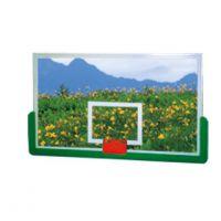 户外篮板 玻璃篮板厂家 钢化玻璃篮板厂家 有机玻璃篮板