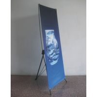 深圳观澜X展架80x180cm 广告支架 海报展示架 韩式优质型x展架 配画面