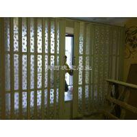 供应陕西西安瑰宝GB-120手动推拉PVC亚克力玻璃透明磨砂通燃气厨房折叠门吊趟门