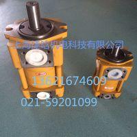 供应上海捷晗NBZ3-D20F低噪音内啮合齿轮泵