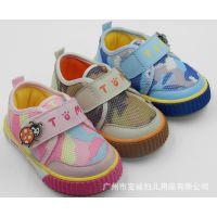2015春款童鞋新款 春季儿童运动鞋 魔术贴童鞋 品牌童鞋批发