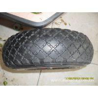 供应胶南生产 10寸免充气轮胎 环保轮胎