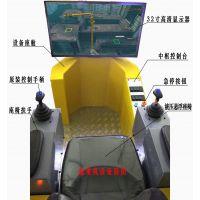 高配版玻璃钢铸模桥门式起重机模拟机器生产厂家徐州硕博